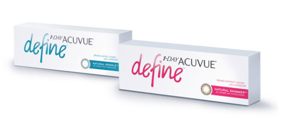We supply a range of Contact Lenses including Acuvue lenses