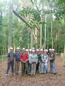 High Ropes Group