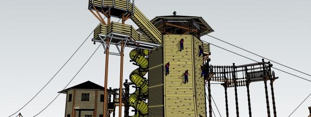Activity Tower Design