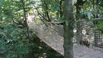 Zip Treks, Canopy Walks
