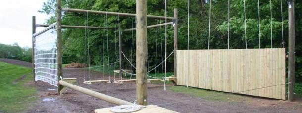 low rope 2 quad